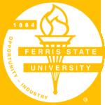 Ferris State University Optometry Doctor