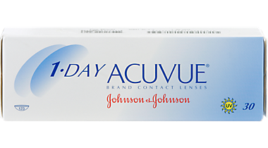 1 Day Acuvue 30 Pack Contact Lenses In Shelby Township Michigan