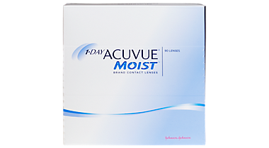 1 Day Acuvue Moist 90 Pack Contacts In Shelby Township Michigan