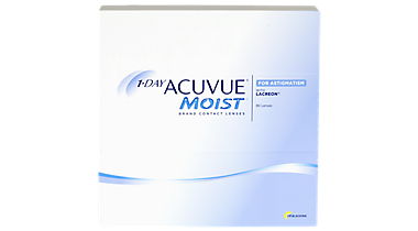 1 Day Acuvue Moist For Astigmatism 90 Pack Contact Lenses In Shelby Township Michigan