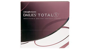 DAILIES TOTAL 1 90 Pack Contact Lenses In Shelby Township Michigan