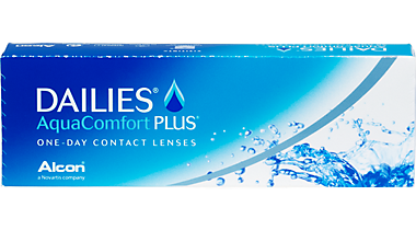 DAILIES Aqua Comfort Plus 30 Pack Contact Lenses In Shelby Township Michigan