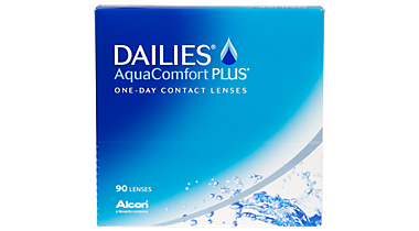 DAILIES Aqua Comfort Plus 90 Pack Contact Lenses In Shelby Township Michigan