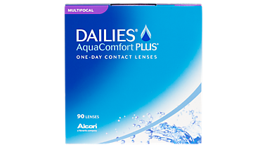 DAILIES Aqua Comfort Plus Multifocal 90 Pack Contact Lenses In Shelby Township Michigan