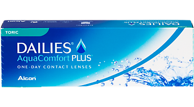DAILIES Aqua Comfort Plus Toric 30 Pack Contact Lenses In Shelby Township Michigan