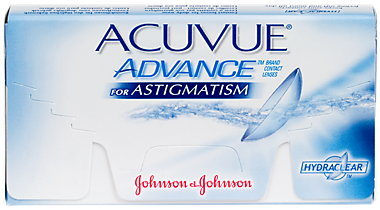 Acuvue Advance Astigmatism Contact Lenses In Shelby Township Michigan