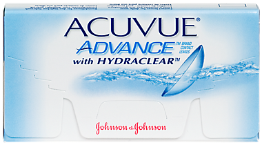Acuvue Advance Contact Lenses In Shelby Township Michigan