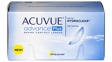 Acuvue Advance Plus 24 Pack Contact Lenses In Shelby Township Michigan