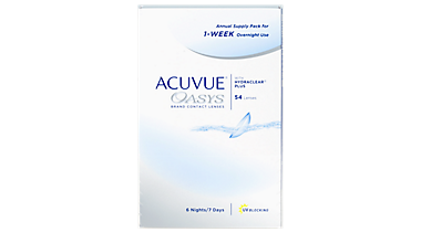 Acuvue Oasys Annual Pack For Overnight Use Contacts In Shelby Township Michigan