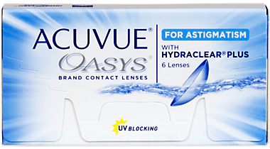 Acuvue Oasys For Astigmatism Contacts In Shelby Township Michigan