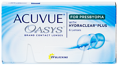 Acuvue Oasys For Presbyopia Contacts In Shelby Township Michigan