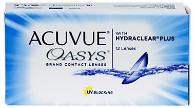 Acuvue Oasys With Hydraclear Plus 12 Pack Contacts In Shelby Township Michigan