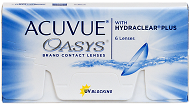 Acuvue Oasys With Hydraclear Plus 6 Pack Contacts In Shelby Township Michigan