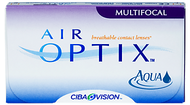 Air Optix Aqua Multifocal Contact Lenses In Shelby Township Michigan