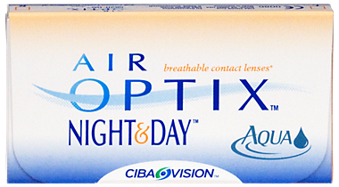 Air Optix Night And Day Aqua Contact Lenses In Shelby Township Michigan