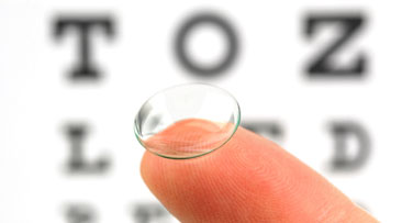 Contact Lens Eye Exam In Shelby Twp Mi