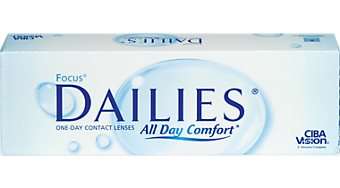 Focus DAILIES 30 Pack Contact Lenses In Shelby Township Michigan