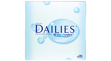 Focus DAILIES 90 Pack Contact Lenses In Shelby Township Michigan