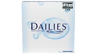 Focus DAILIES Toric 90 Pack Contact Lenses In Shelby Township Michigan