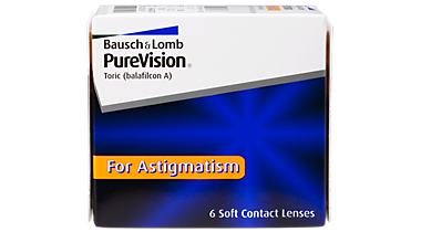 Pure Vision Toric For Astigmatism Contact Lenses In Shelby Township Michigan