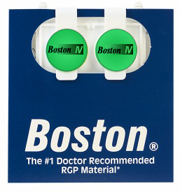 Boston 5 Contact Lenses
