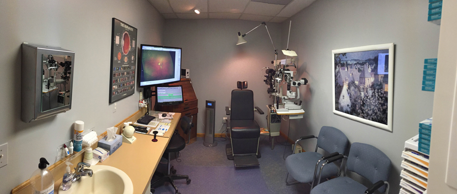 Refraction Eye Testing In Shelby Twp Michigan